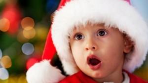 barns tanker om julen