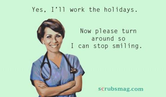 jeg kan jobbe i julen