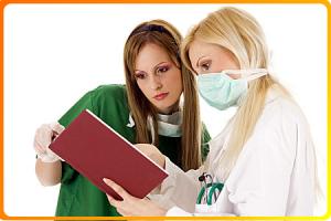 evaluering av hjelpepleieren