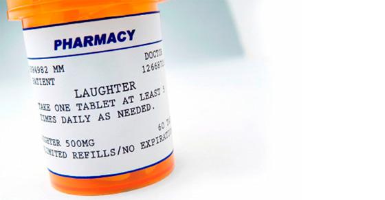 Latter den beste medisin