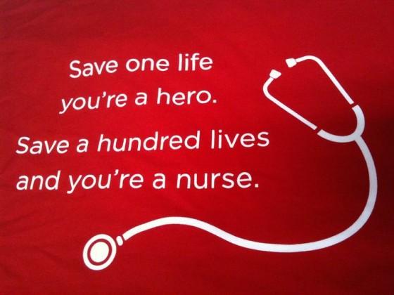 Er du helt eller sykepleier