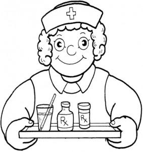 sykepleieren