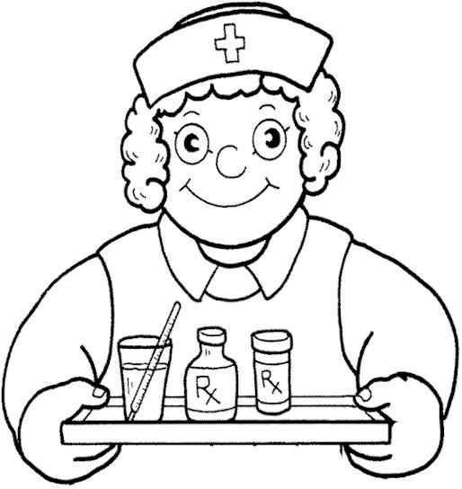 Nyutdannet sykepleier