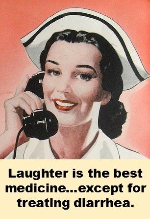 Latter er den beste medisin
