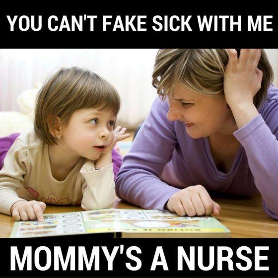 id holder sykepleier
